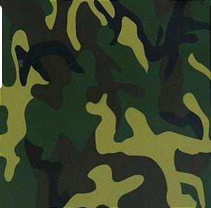 pelicula para pintura hidrografica modelo camuflado black tamanho 1 mts de comp x 50 cmts largura