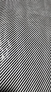pelicula para pintura hidrografica modelo CARBONO LINEAR PRETO COM TRANSPARENCIA  medida de 1 mts de comprimento x 50 cmts de largura