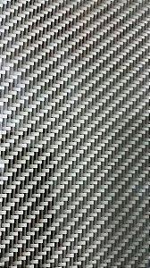 Película para Water Transfer Printing modelo Carbono Preto e Cinza medida 1 mts x 1 mts