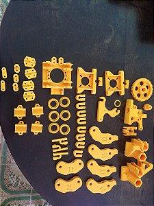Kit Plastico Prusa Mendel V2