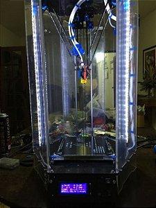 BRASIL DELTA 3D PRINTER