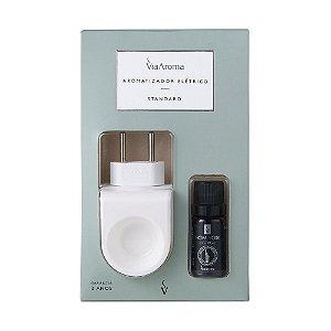 Aromatizador Standard com Essência 10ml - Nova York, Lótus Blanc