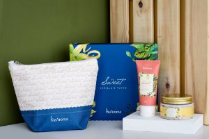 Kit Dia das Mães - Sweet Desodorante (Vanilla & Ylang)