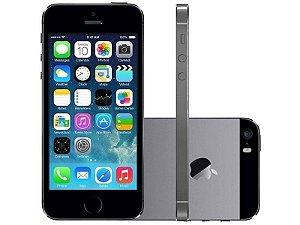 IPHONE 5S 16gb CINZA ESPACIAL A1457