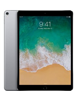 "iPad Pro 10.5"" Cinza Espacial 256GB Wi-Fi + Cellular"