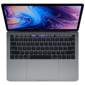 "MacBook Pro 13"" Space Gray Touch Bar/ID - i5 2.3Ghz / 8GB Ram / 256GB SSD - Modelo MR9Q2LL (2018)"