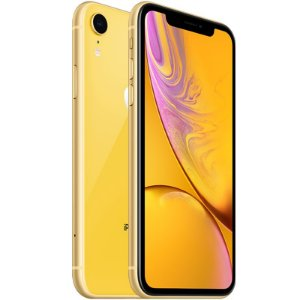 iPhone XR Amarelo 128 GB