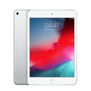 iPad Mini 5 256GB Prateado Wi-Fi + Cellular