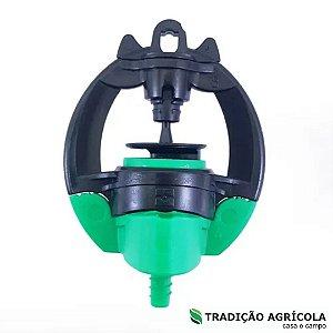 MICROASPERSOR RIVULIS PLASTRO S2000 AC C/ ADAPT. METEORO 75L/H 60CM - 10UN