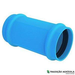 LUVA DE CORRER PVC 100MM PN80 LINHA LF - PTI