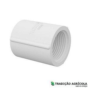 """LUVA PVC ROSCA 3/4"""""""