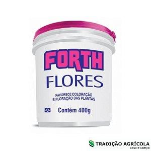 FERTILIZANTES PARA PLANTAS - FORTH FLORES 400g