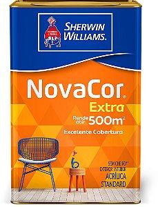 NovaCor Extra Acrílico Fosco Branco - 18L