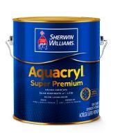 Aquacryl Acrílico Fosco Branco - 3,6L