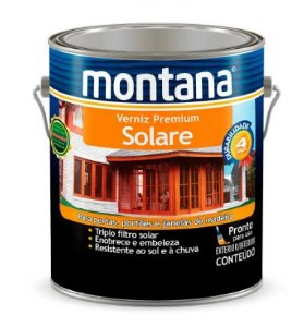 MONTANA SOLARE IMBUIA BRILHO - 3,6L