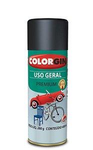 Spray Uso geral pr Preto Fosco 400ml