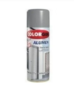 Spray Alumen Bronze escuro 350ml