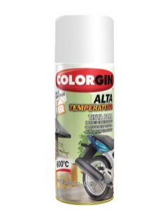 Spray Alta Temperatura Branco 300ml