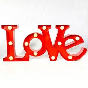 Luminária Love