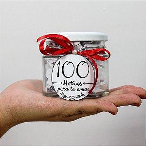 Pote 100 Motivos para Te Amar