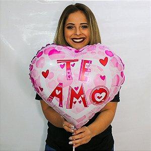 Balão Coração Te Amo