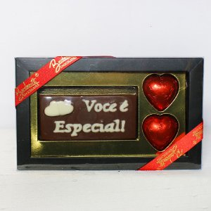 Placa de chocolate G