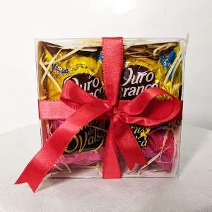 Quarteto de chocolate