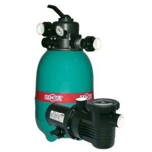 Conjunto Filtrante Dancor Dfr 12 + Bomba 1/3 Cv Motor Weg