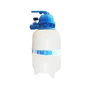 Filtro para piscina Sodramar FM-30 para até 28 mil litros