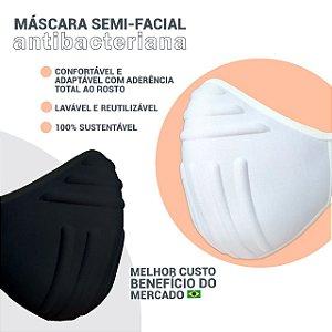 Máscara Anatômica Reutilizável