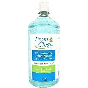 Prote & Clean Álcool Gel Antisséptico - 1Kg