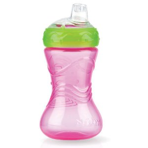 Nuby  Copo Easy Grip - 295ml +6 Meses