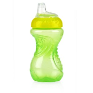 Nuby  Copo Easy Grip Verde - 295ml +6 Meses