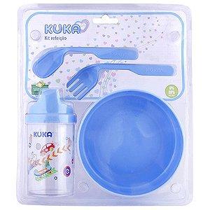 Kuka Kit Refeição Azul