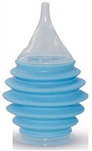 MoMo Aspirador Nasal Manual Azul