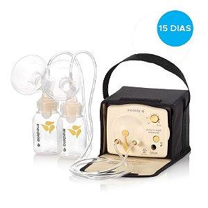 Extrator de Leite Medela Pump In Style - Plano 15 Dias R$97,00 + Kit Extração Individual