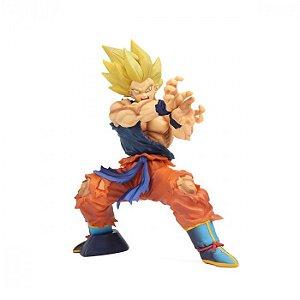 Goku Super Sayajin - Dragon Ball Legends Kamehameha Banpresto