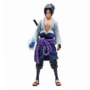Uchiha Sasuke Grandista - Naruto Shippuden (27cm) Banpresto