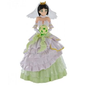 Suguha (Leafa) Sword Art Online Wedding EXQ Figure Banpresto