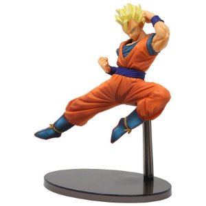 Super Saiyan Son Gohan - Dragon Ball Super Chosenshiretsuden Vol4 B Banpresto