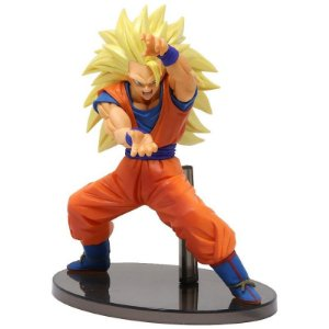Super Saiyan 3 Son Goku - Dragon Ball Super Chosenshiretsuden Vol.4 A Banpresto