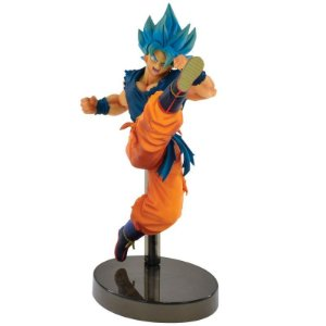 Son Goku - Dragon Ball Super Saiyan God Z Battle Banpresto