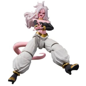 Android 21 - Dragonball S.H. Figuarts Fighter Z Bandai