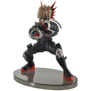 Katsuki Bakugo - My Hero Academia Enter The Hero Banpresto