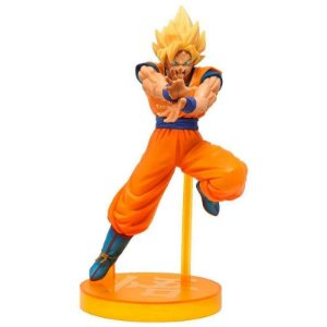 Son Goku Super Saiyan - Dragon Ball Super The Android Battle Fighterz Banpresto