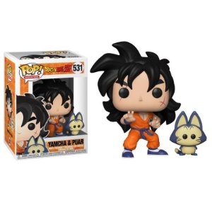Yamcha & Puar - Dragonball Z Funko Pop Animation