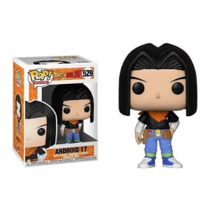 Android 17 - Dragonball Z Funko Pop Animation