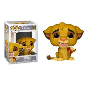 Simba - Disney The Lion King Funko Pop Television