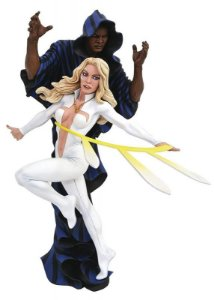 Manto e Adaga - Cloak & Dagger Marvel Gallery Diamond Select Toys