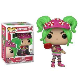 Zoey - Fortnite Funko Pop Games
